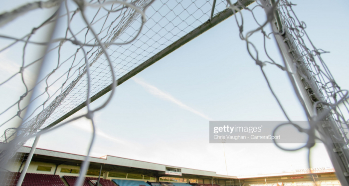SCUNTHORPE, ENGLAND - NOVEMBER 11: A general view of Glanford Park, home of Scunthorpe United FC prior to the Sky Bet League One match between Scunthorpe United and Fleetwood Town at Glanford Park on November 11, 2017 in Scunthorpe, England. (Photo by Chris Vaughan - CameraSport via Getty Images)
