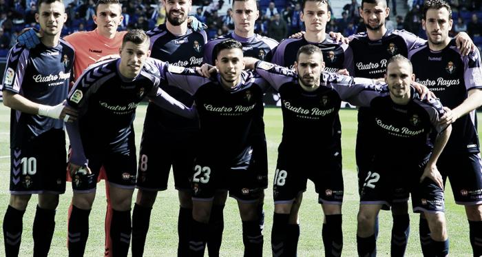 <div>Equipo titular&nbsp; en la jornada 26 frente al Espanyol&nbsp;</div>Foto:Real Valladolid