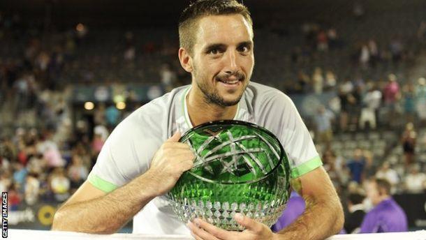 ATP Sydney: Viktor Troicki n'a laissé aucune chance à Mikhail Kukushkin