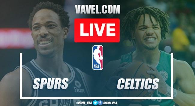 Full Highlights: Spurs 129-114 Celtics, NBA Regular Season