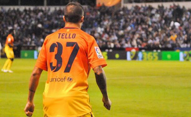 FC Barcelona 2013: Cristian Tello