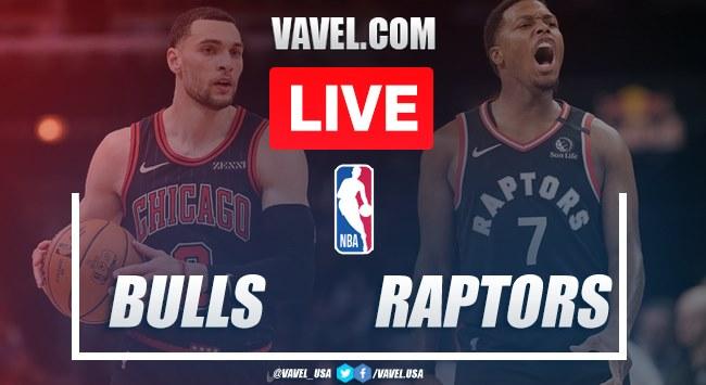 Full Highlights: Bulls 102-129 Raptors in 2020 NBA Regular Season