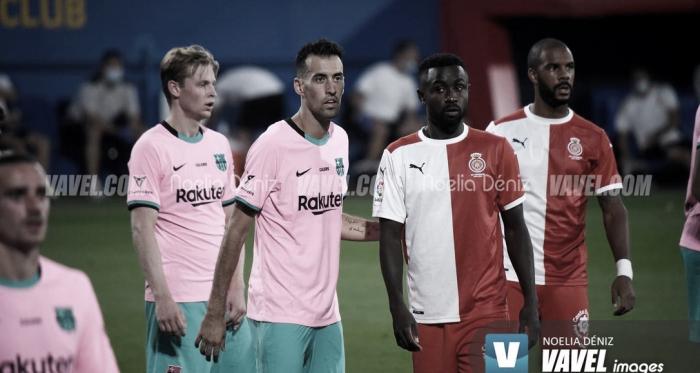 El arranque de la pretemporada del Barça 2021-2022