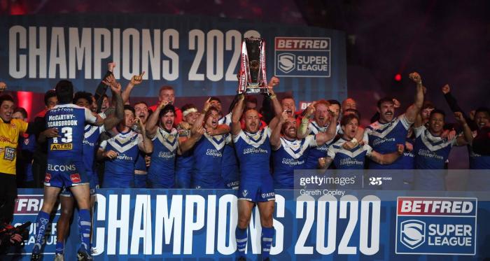 Wigan Warriors 4 - 8 St Helens: Last Gasp Saints Edge Warriors To Claim Eighth Super League Title