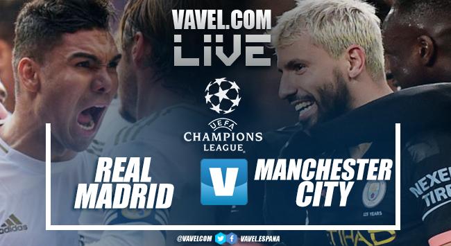 Resumen Real Madrid vs Manchester City en Champions 2020