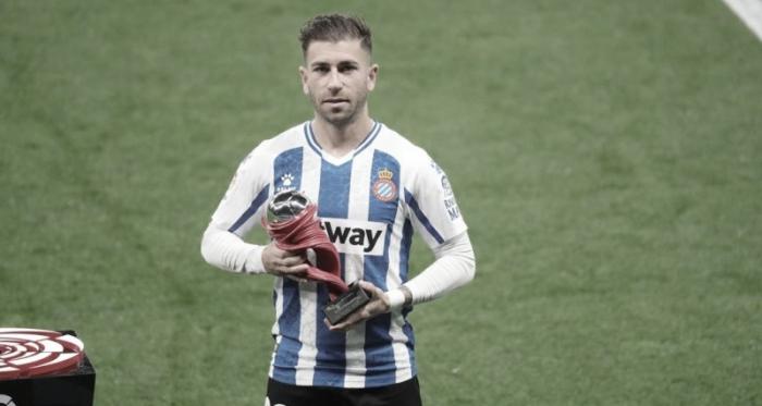 Adrián Embarba, mejor jugador del mes de marzo
