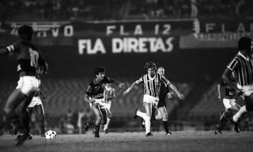 Como era o Brasil na última vez que o Flamengo chegou à semifinal da Libertadores