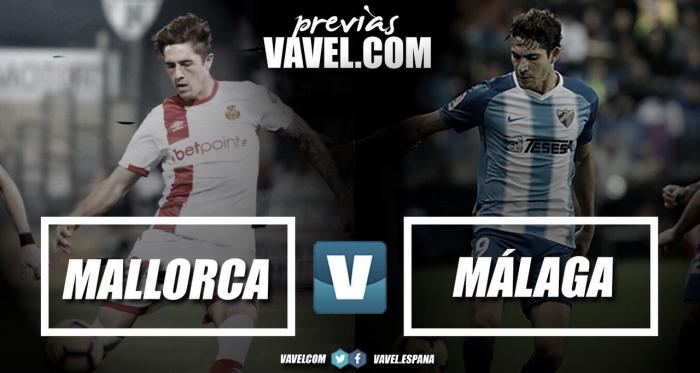 Previa Mallorca - Málaga   Fotomontaje VAVEL