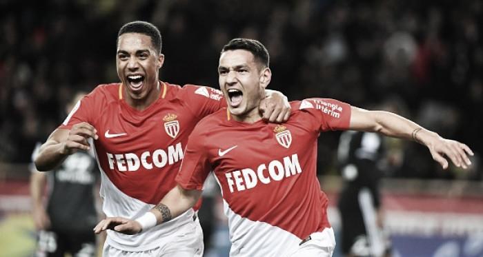 Na superação, Monaco derrota Lyon de virada e alcança pódio da Ligue 1