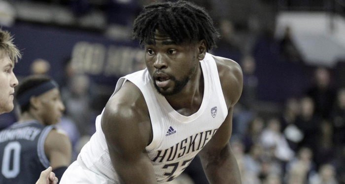 Isaiah Stewart leaves Washington and declares for the NBA Draft