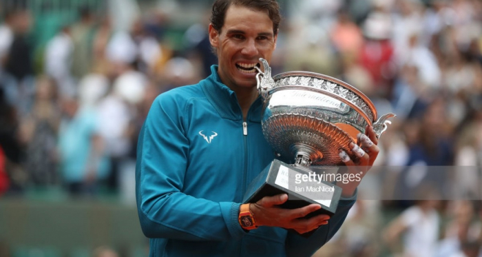 2018 French Open: Nadal clinches 11th Roland Garros title with dominant win over Thiem