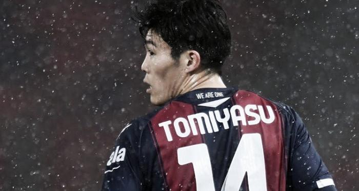 Perto de jogar Olimpíada, Takehiro Tomiyasu deve se transferir ao Tottenham