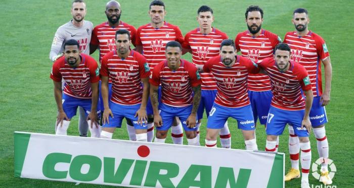 Granada CF - Cádiz CF: puntuaciones del Granada, jornada 34 de LaLiga