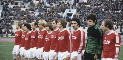 Football in the Eastern Bloc