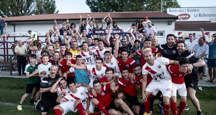 El equipo mas unido que nunca // Foto CD Vitoria