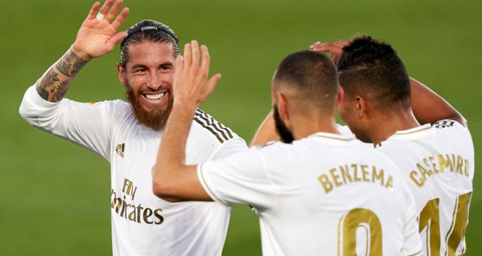 Real Madrid Claim La Liga Title