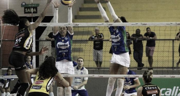Praia Clube quebra sequência negativa contra Minas e conquista bicampeonato da Supercopa