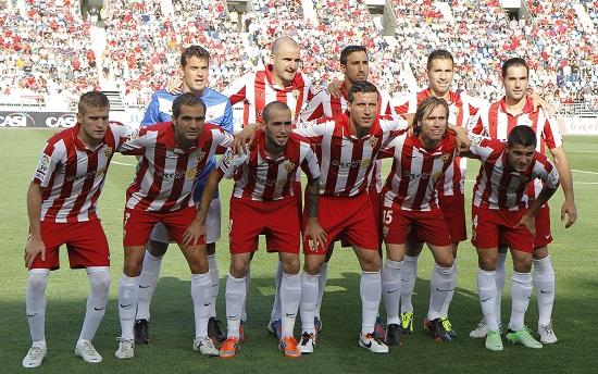 Almería - Las Palmas: puntuaciones de la U. D. Almería, vuelta de semifinal de playoff