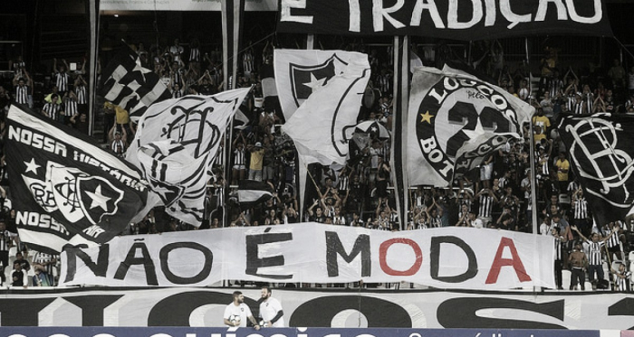 Com direito a mosaico e ingressos esgotados, Botafogo recebe Nacional-PAR pela Sul-Americana