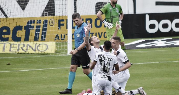 Rebaixado, Figueirense sofre goleada histórica da Ponte Preta na despedida da Série B