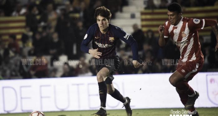 Riqui Puig en la Supercopa de Cataluña 2018/19 | Foto de Noelia Déniz, VAVEL