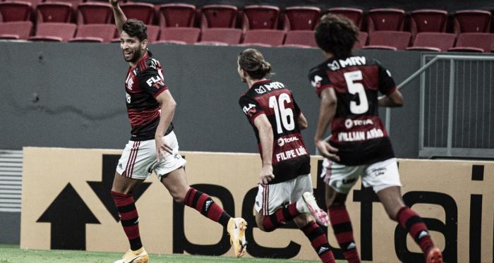 Aposta de Ceni: gol de Pepê faz meia renascer no elenco Rubro-Negro