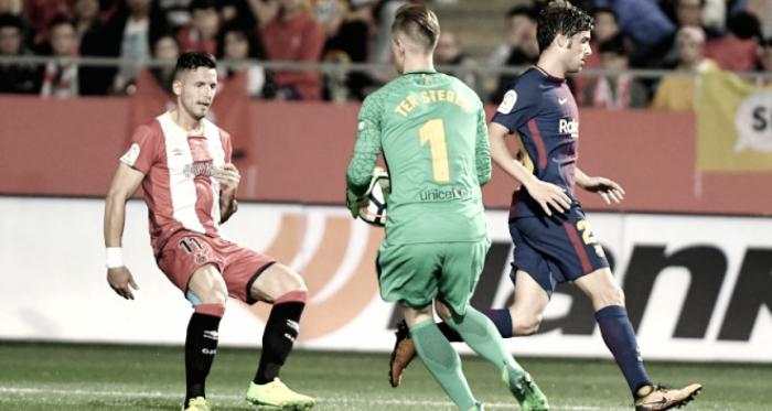 El Girona inicia los trámites para competir en Europa