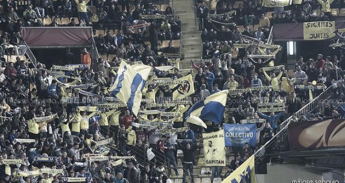 El Villarreal pagará el desplazamiento de aficionados a Mestalla