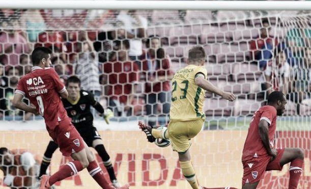 Barcelos, primera conquista del Sporting