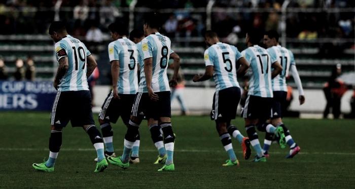 Un partido de Fifa