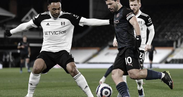 El City no defrauda y golea al Fulham