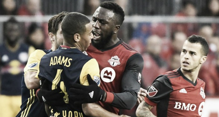Jozy Altidore was in the spotlight today, for all the wrong reasons | Source: Dan Hamilton-sportingnews.com
