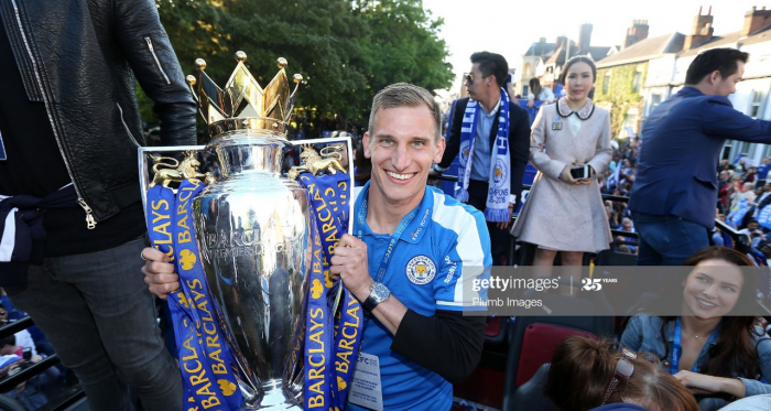 Top Five: Marc Albrighton moments at Leicester City