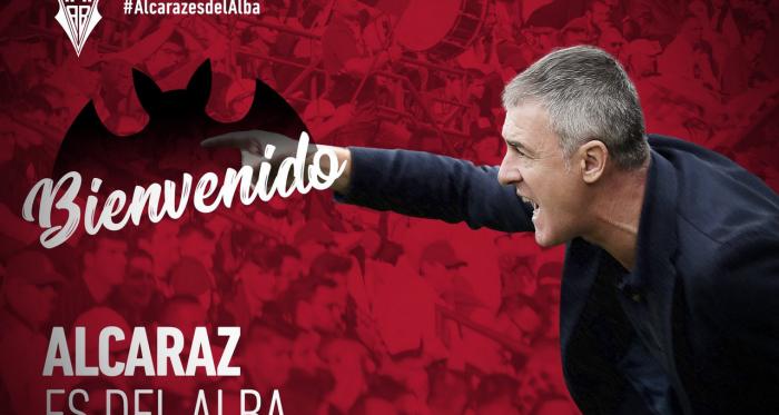 Lucas Alcaraz toma las riendas del Albacete