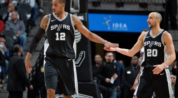 NBA- Colpo dei Nets: firma anche LaMarcus Aldridge