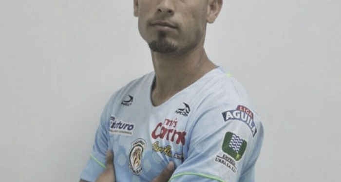 Alexander Molina, nuevo jugador de Jaguares de Córdoba de la liga colombiana