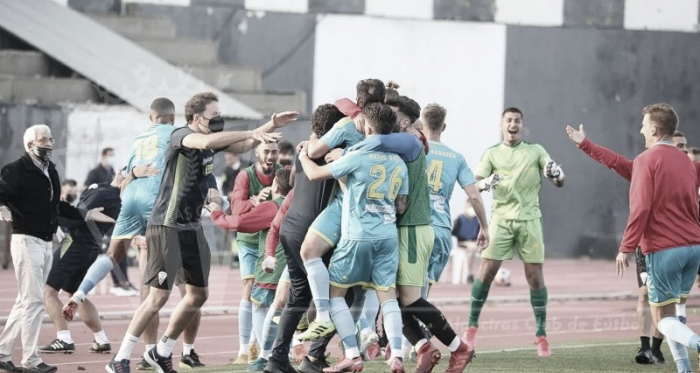 El Algeciras CF es equipo de Primera RFEF