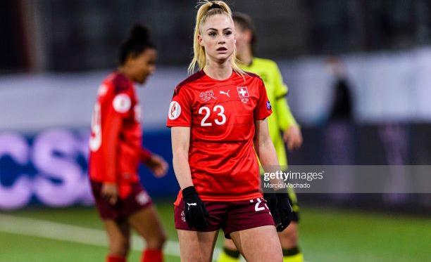 Aston Villa Women sign Alisha Lehmann