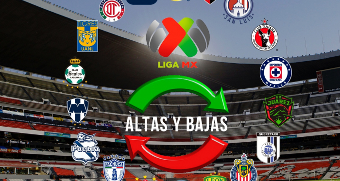 Altas y bajas oficiales de la Liga MX para el Apertura 2021