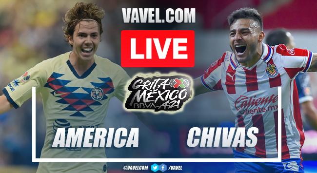 America vs Chivas: Live Stream, Score Updates and How to Watch Liga MX Match