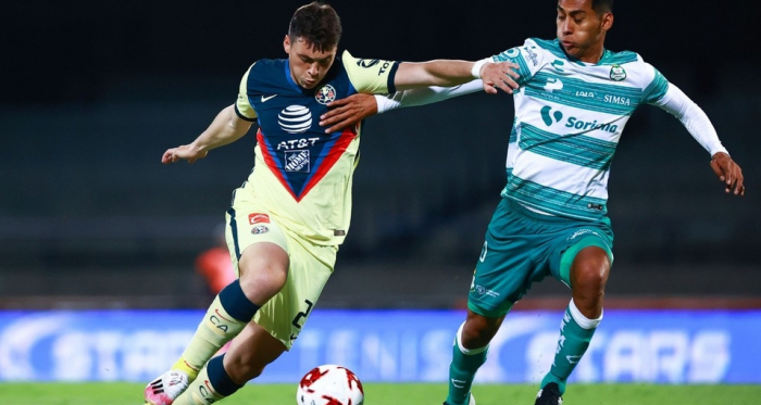 Previa América vs Santos: un duelo lleno de goles