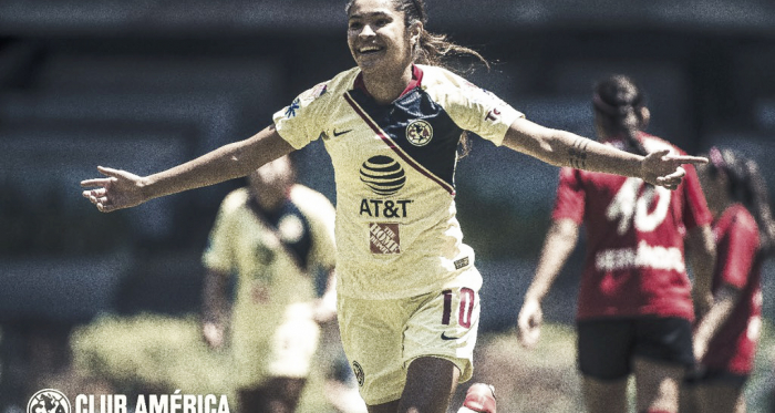 (Foto: Club América Femenil / Twitter)