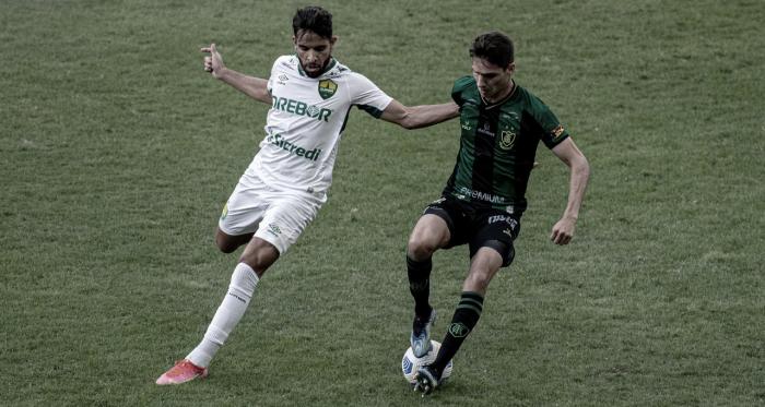Sem grandes emoções, América-MG e Cuiabá ficam no empate em BH