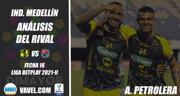 Independiente Medellín, análisis del rival: Alianza Petrolera (Fecha 16, Liga 2021-ll)