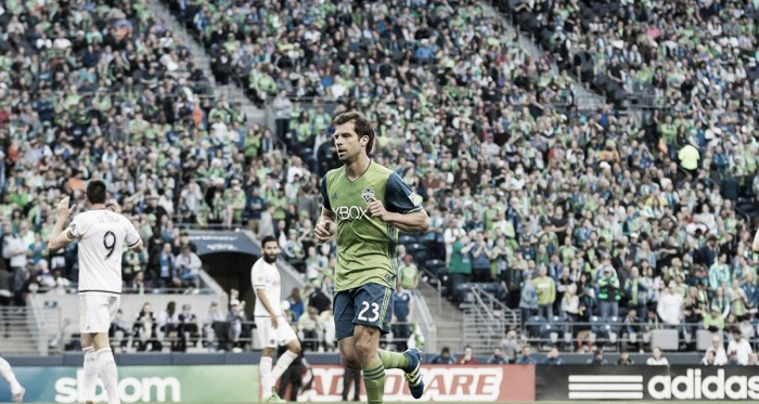Andreas Ivanschitz will miss the Seattle Sounders next two games | Source: Brandon Farris - VAVEL USA