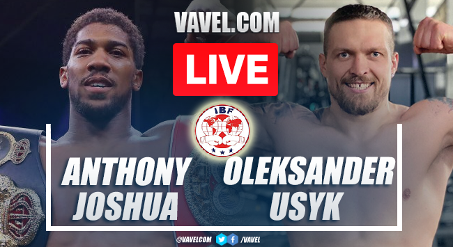 Highlights and Best Moments: Anthony Joshua vs Usyk