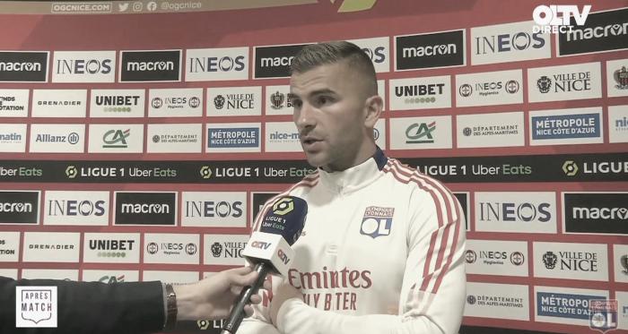Jogadores do Lyon justificam derrota em dez minutos diante do Nice na Ligue 1
