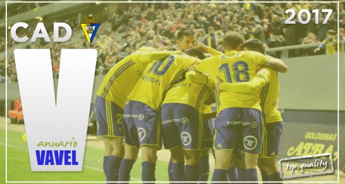 Anuario VAVEL Cádiz CF 2017: superarse como única meta