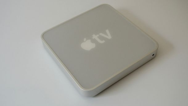 The original Apple TV. Photo: iphonehacks.com