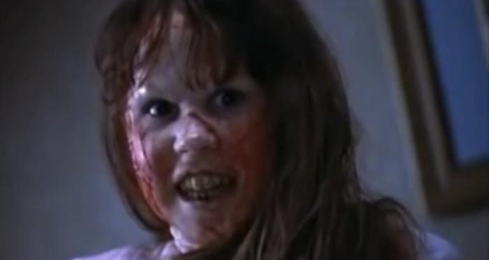 """Imagen de la película """"El Exorcista"""" obtenida del tráiler oficial"""